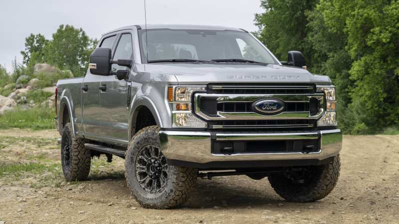 27 New Ford Diesel 2020 Pictures