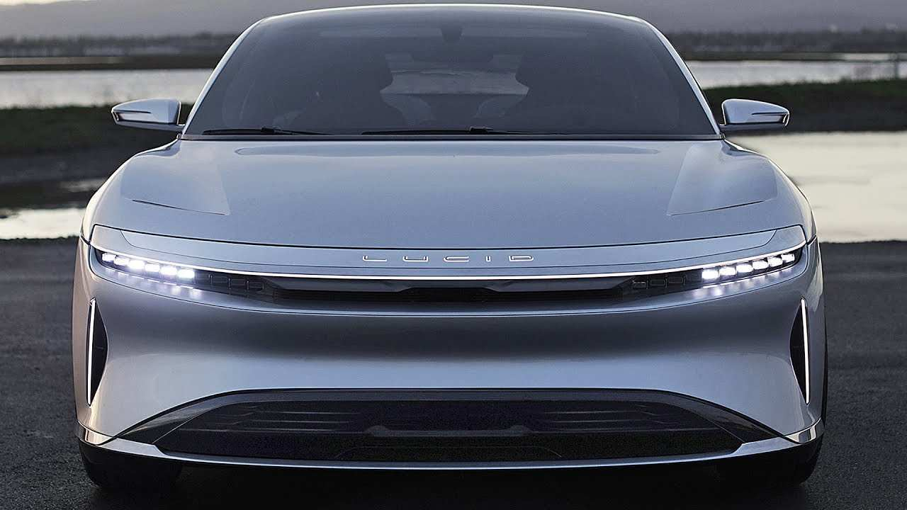 27 New Lucid Air 2019 Tesla Model S Killer Wallpaper