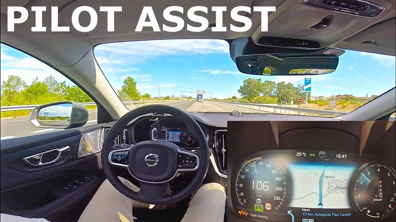 27 New Volvo Pilot Assist 2020 Redesign And Concept