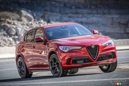 27 The 2019 Alfa Romeo Stelvio Release Date Performance And New Engine