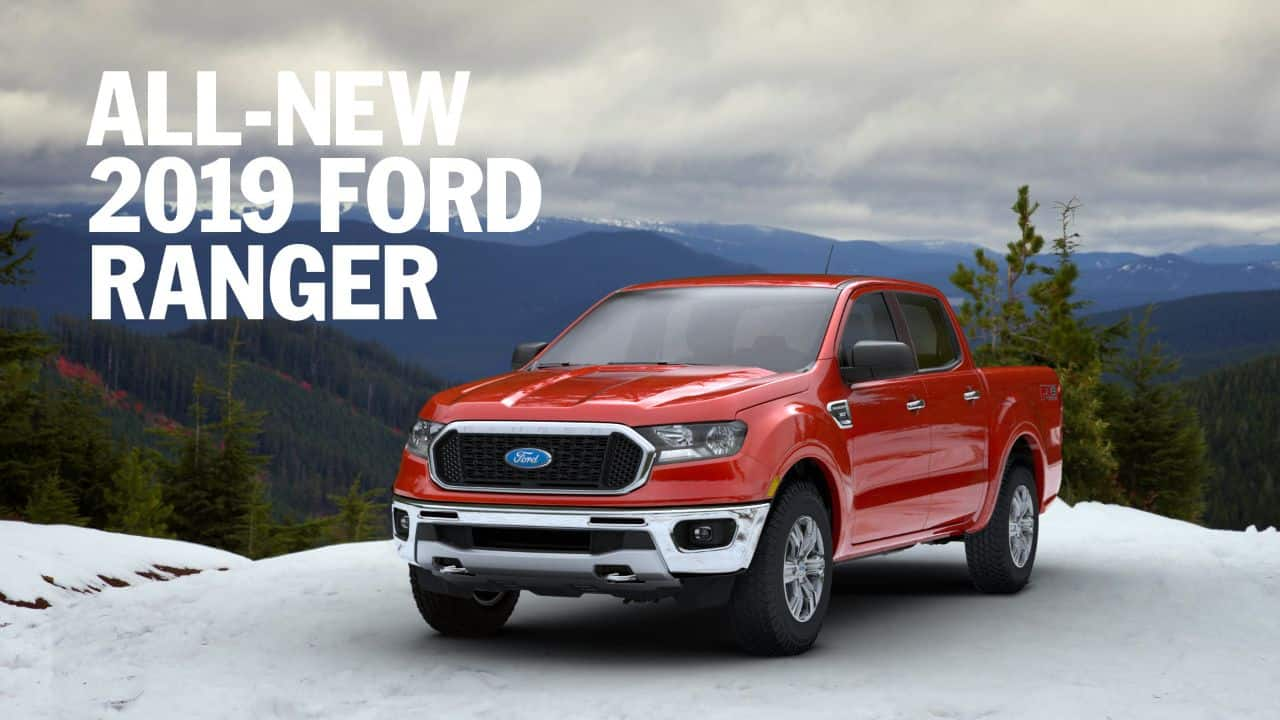 27 The 2019 Ford Ranger 2 Door Performance