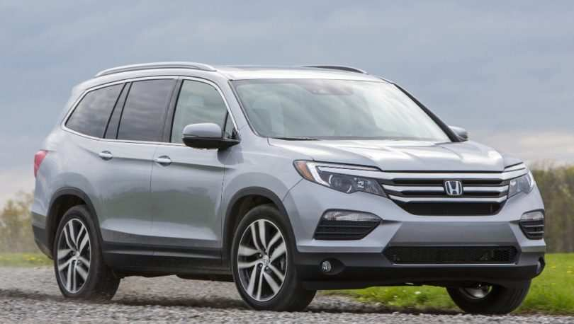27 The 2019 Honda Pilot News Rumors