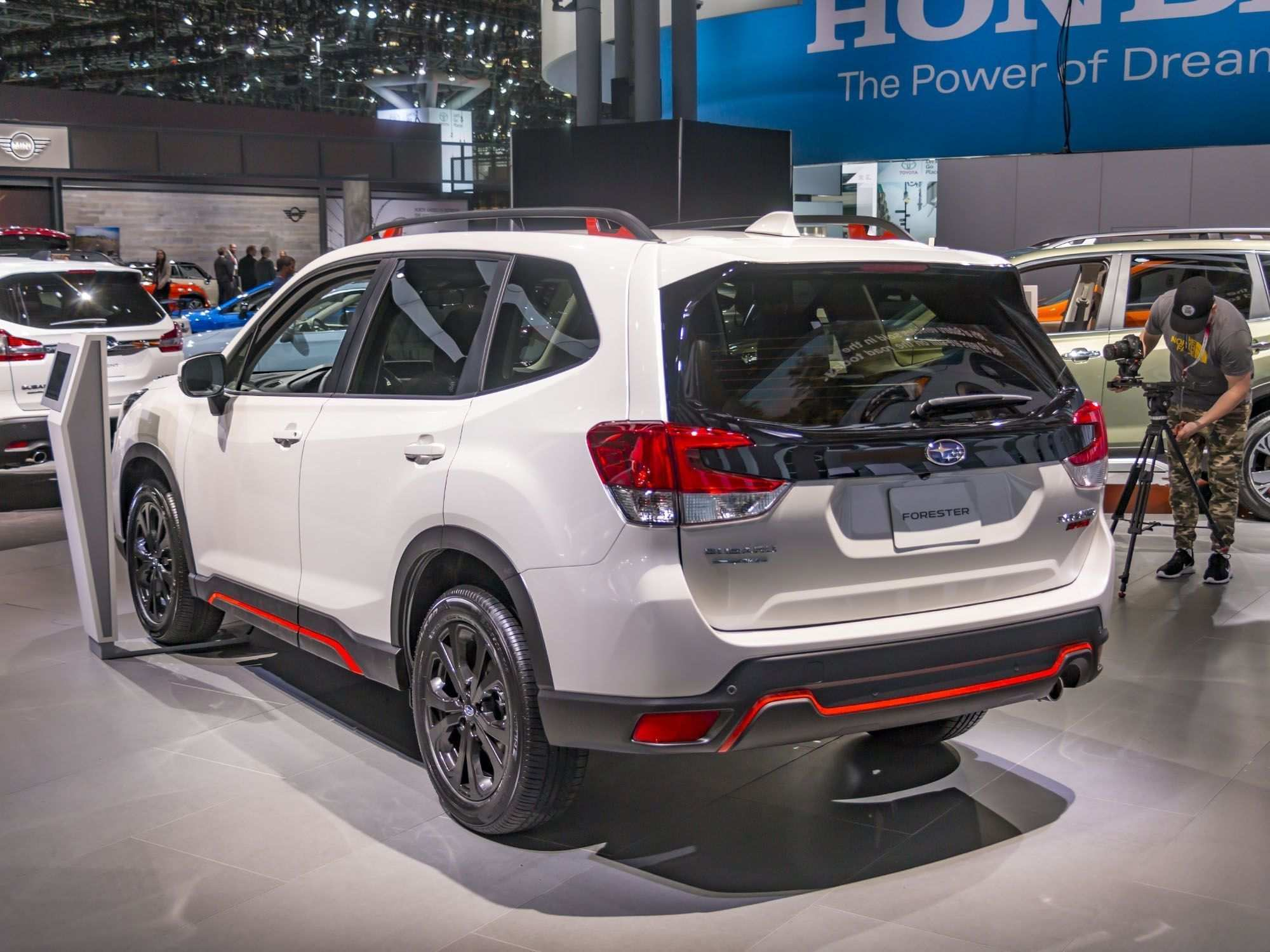 27 The 2019 Subaru Dimensions Exterior And Interior