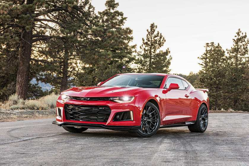 27 The 2020 Chevrolet Camaro Zl1 Rumors