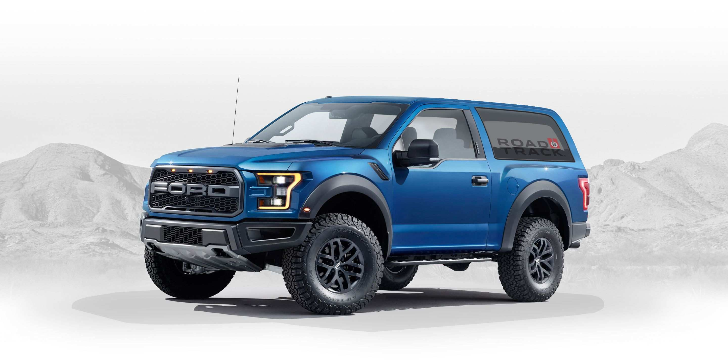 27 The 2020 Ford Bronco Lifted Performance