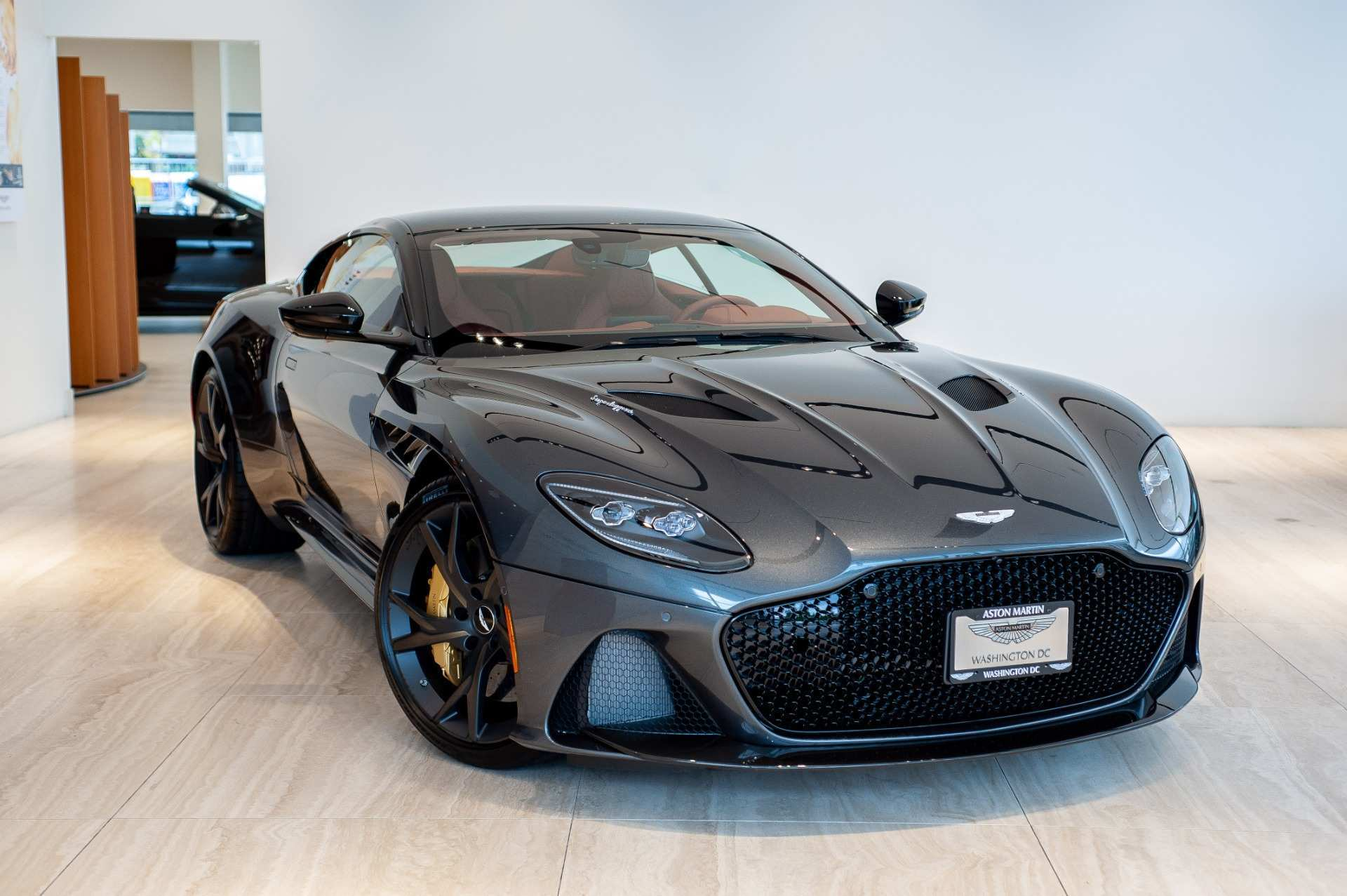 27 The Best 2019 Aston Dbs Performance And New Engine