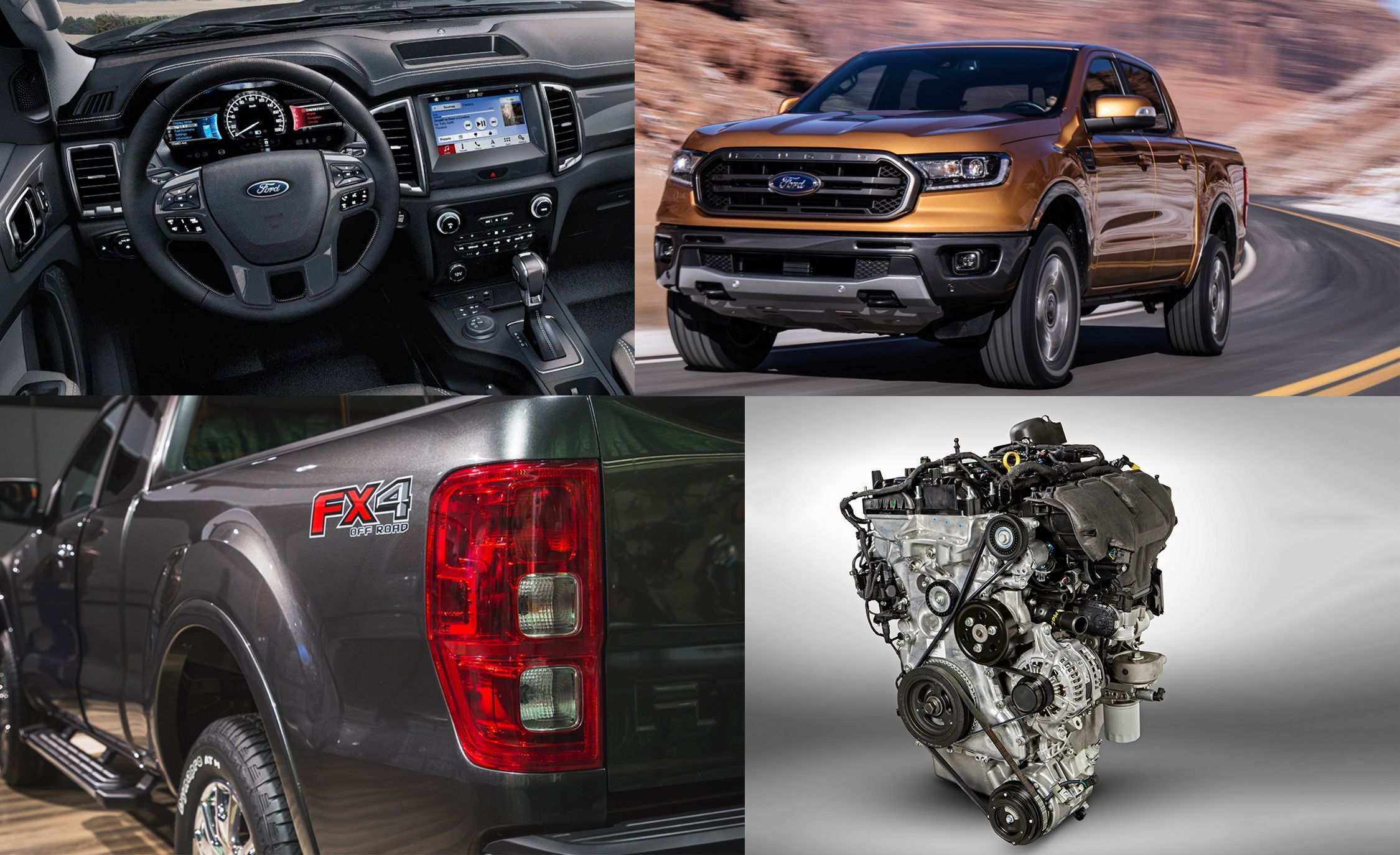 27 The Best 2019 Ford Ranger Engine Options Speed Test