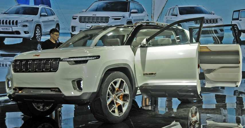 27 The Best 2019 Jeep Yuntu Release Date