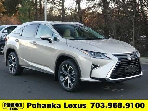27 The Best 2019 Lexus 350 Suv Price And Release Date