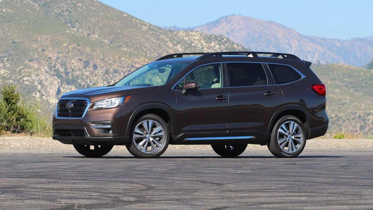 27 The Best 2019 Subaru Ascent Video Review And Release Date
