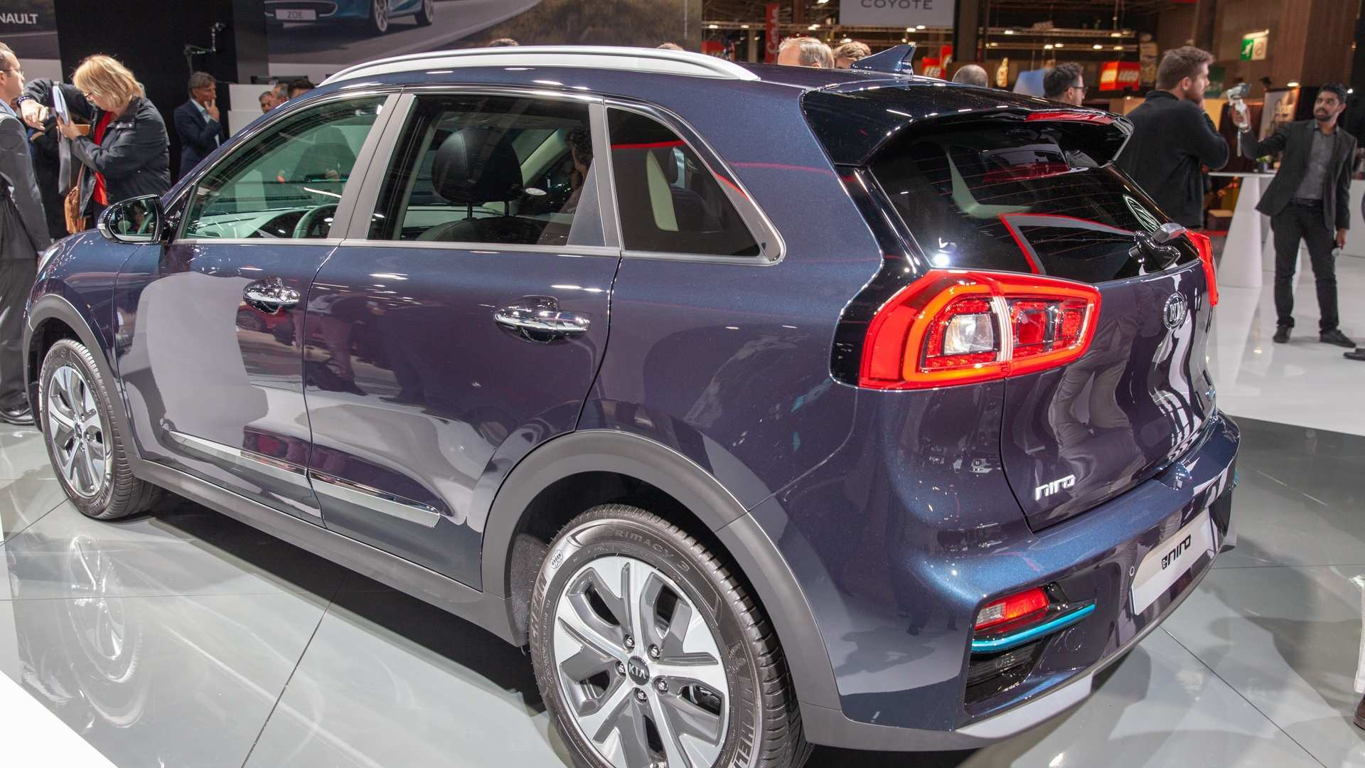 27 The Best 2020 Kia Niro Ev Redesign And Review
