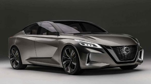 27 The Best Nissan Maxima Redesign 2020 Pricing