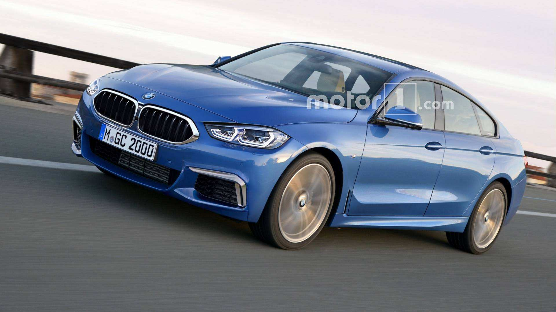28 A 2019 Bmw 2 Gran Coupe Speed Test