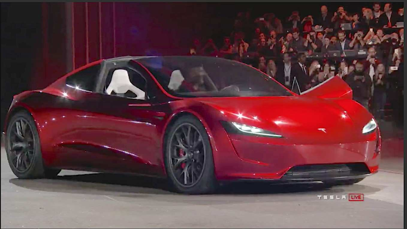 28 A 2019 Tesla Roadster Overview
