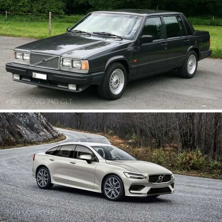 28 A 2019 Volvo 740 New Model And Performance