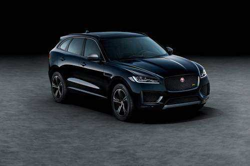 28 A 2020 Jaguar F Pace Changes Performance