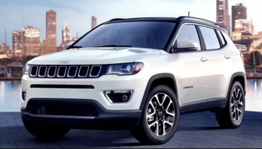 28 A Jeep Compass 2020 India Configurations
