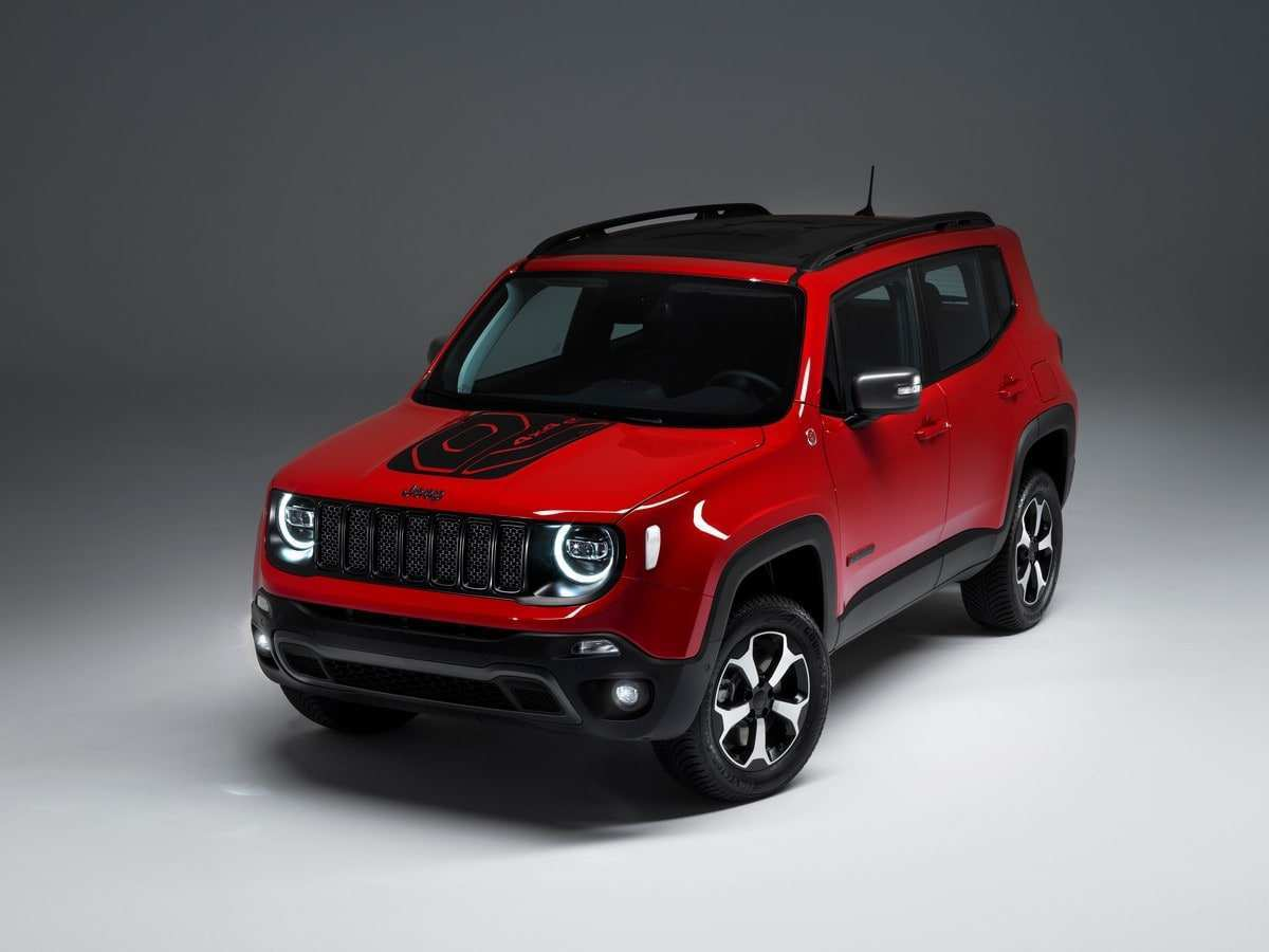28 A Jeep Renegade 2020 Picture