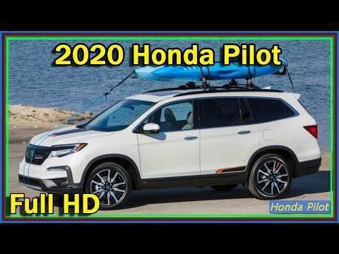 28 A What Will The 2020 Honda Pilot Look Like Rumors