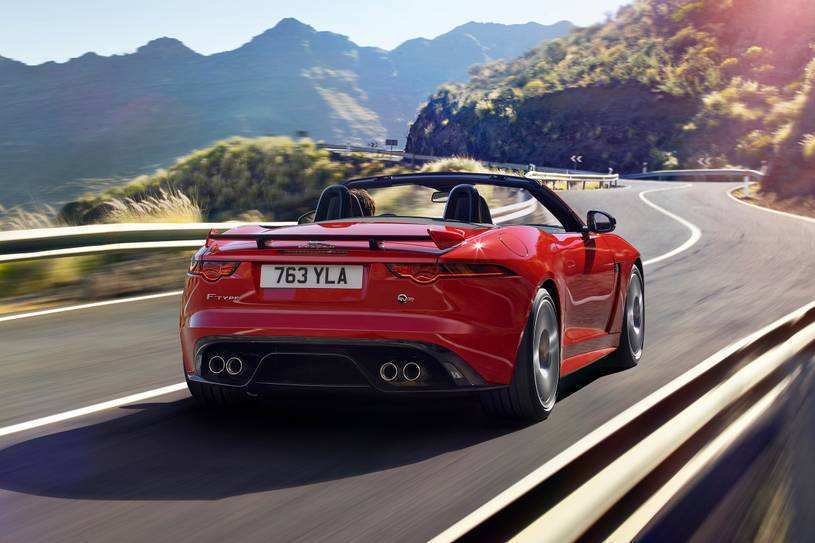 28 All New 2019 Jaguar F Type Convertible Photos