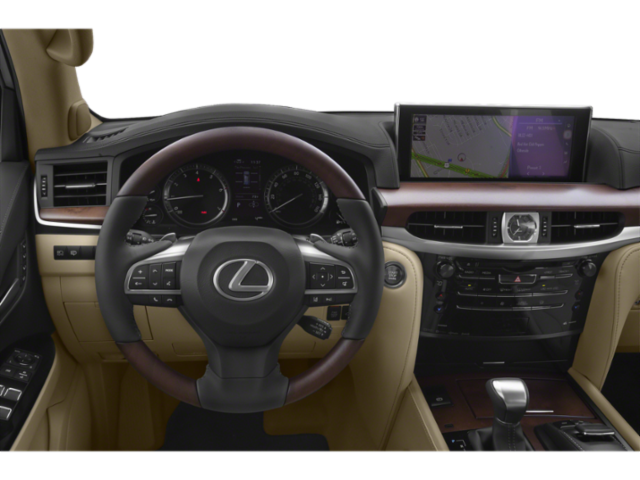 28 All New 2019 Lexus Lx Review And Release Date