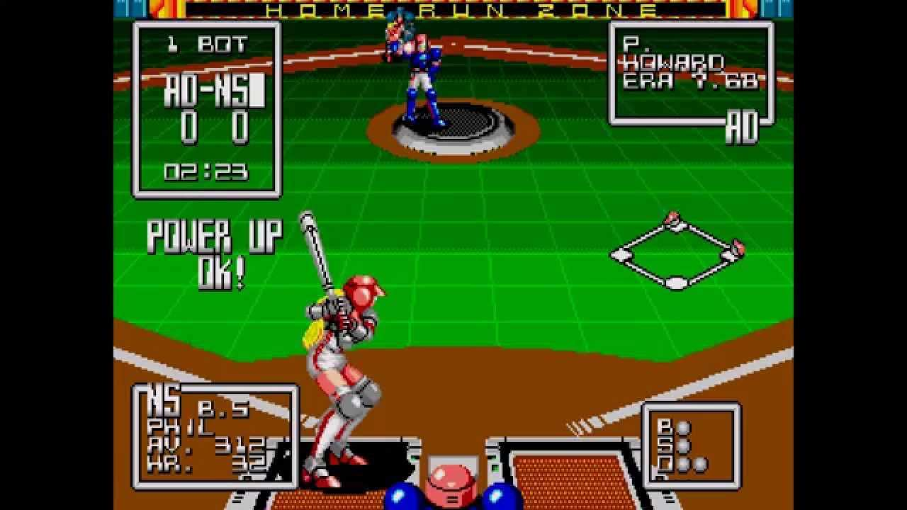 28 All New Super Baseball 2020 Sega Genesis Reviews