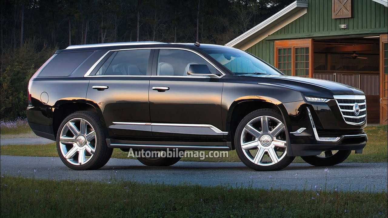 28 Best 2020 Cadillac Escalade Youtube Exterior And Interior