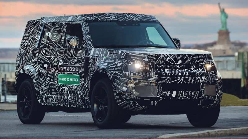 28 Best Jeep Defender 2020 Engine