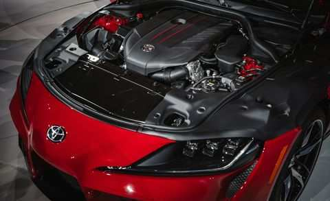 28 Best Toyota Supra 2020 Engine Concept