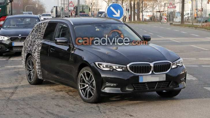 28 New 2019 Bmw 3 Wagon New Model and Performance