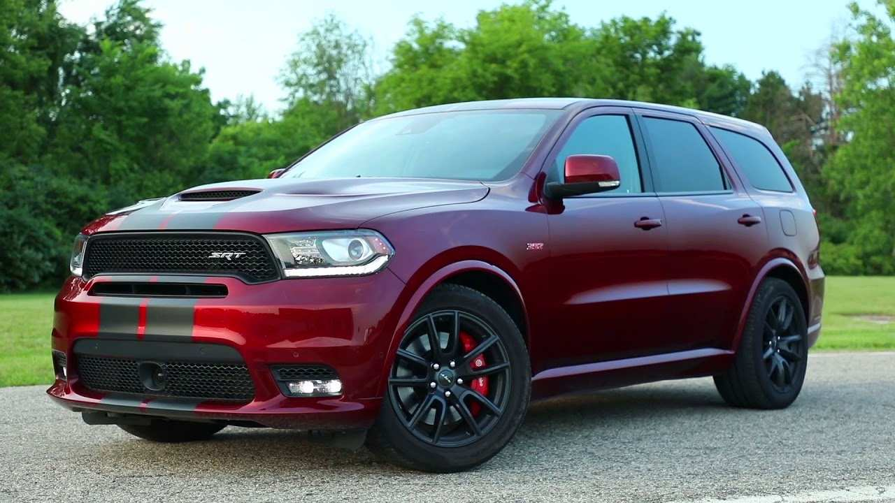 28 New 2019 Dodge Durango Srt Release Date Style