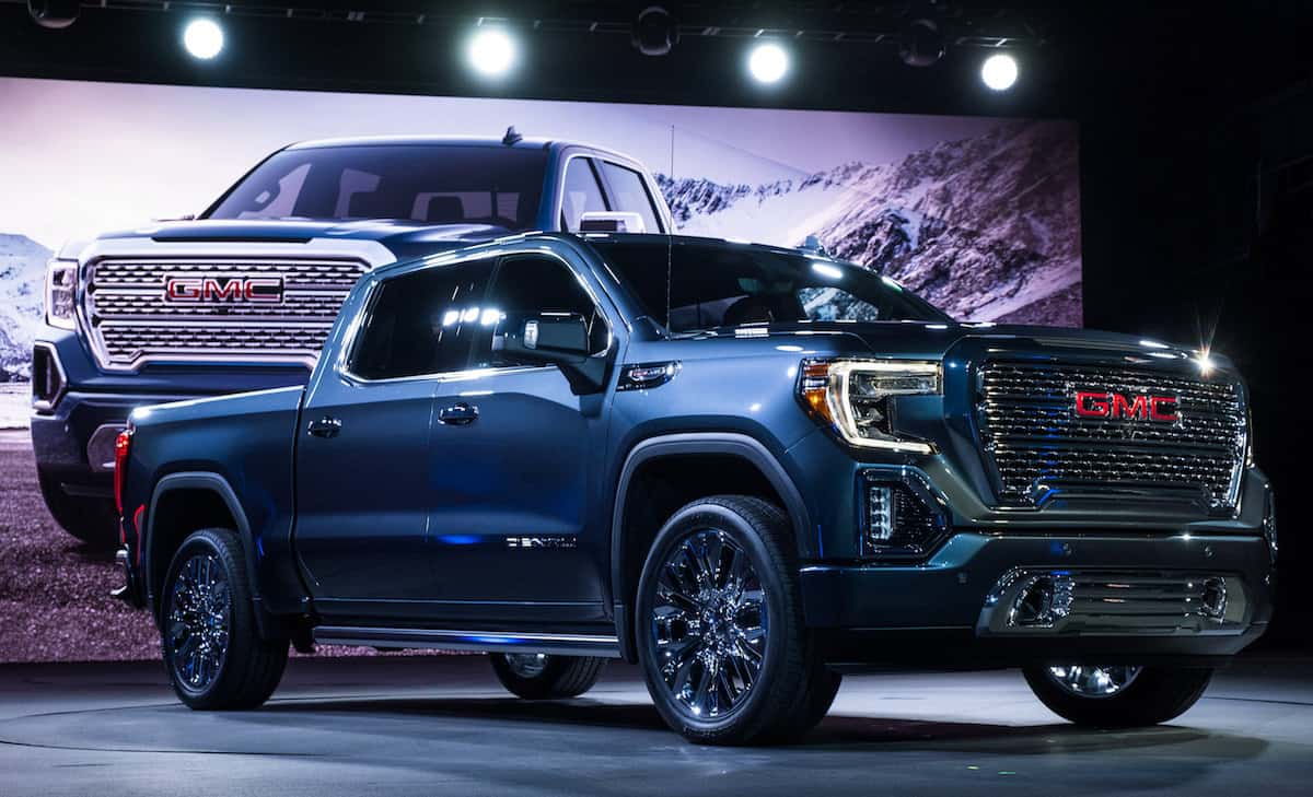 28 New 2019 Gmc Pickup Release Date Engine