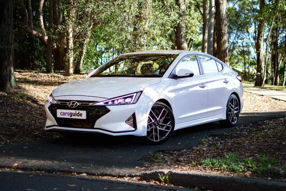 28 New 2019 Hyundai Elantra Sport Price Design And Review