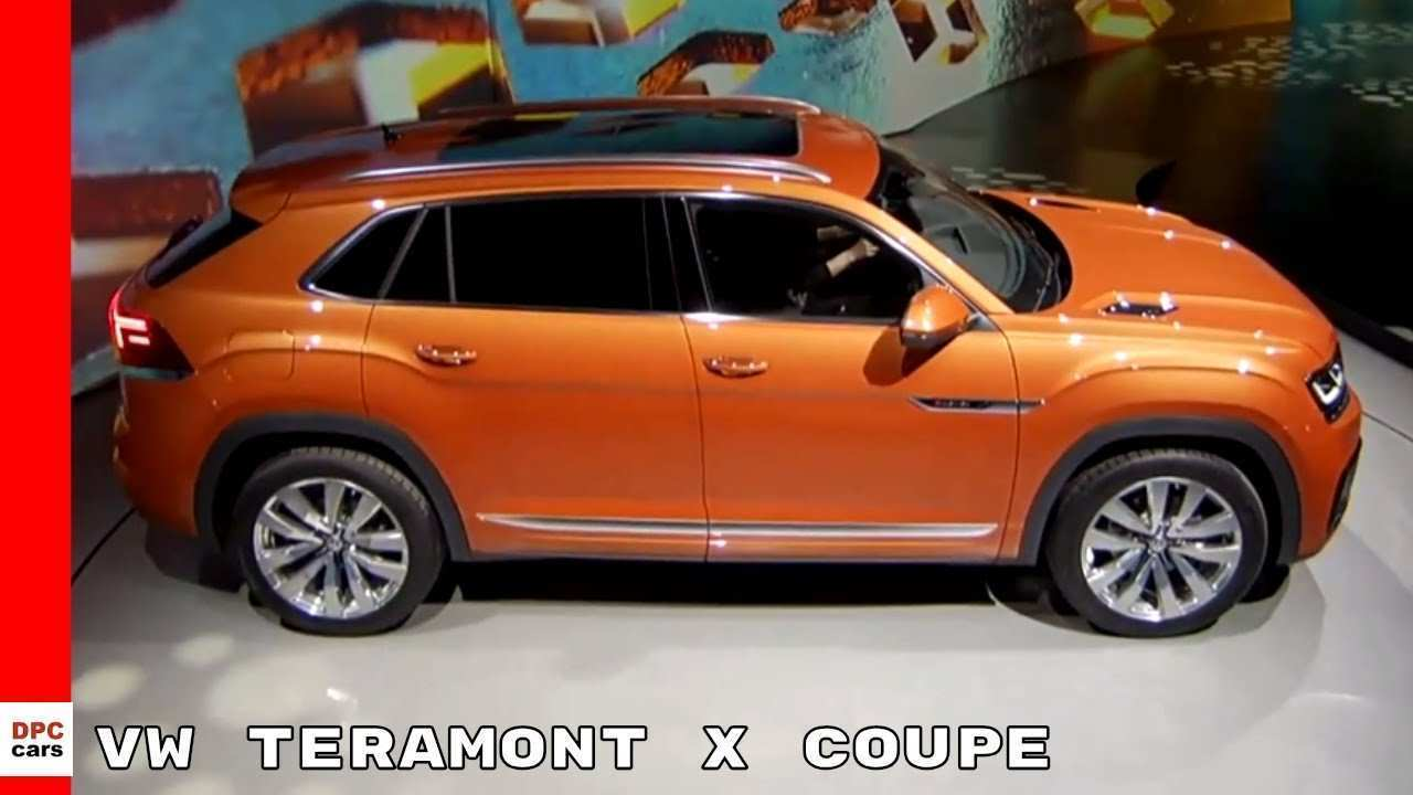 28 New 2020 Volkswagen Teramont X Concept And Review
