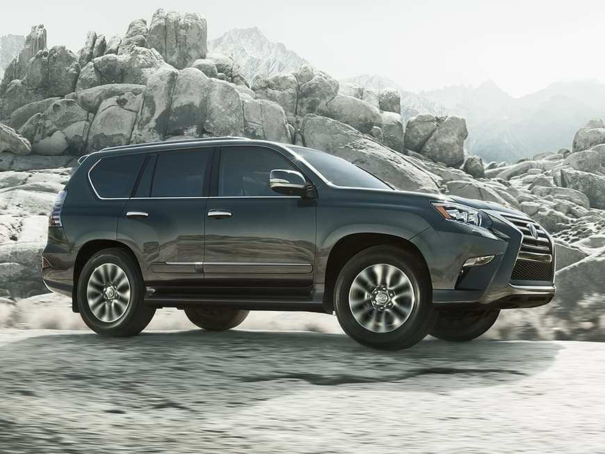 28 New New 2019 Lexus Gx Wallpaper