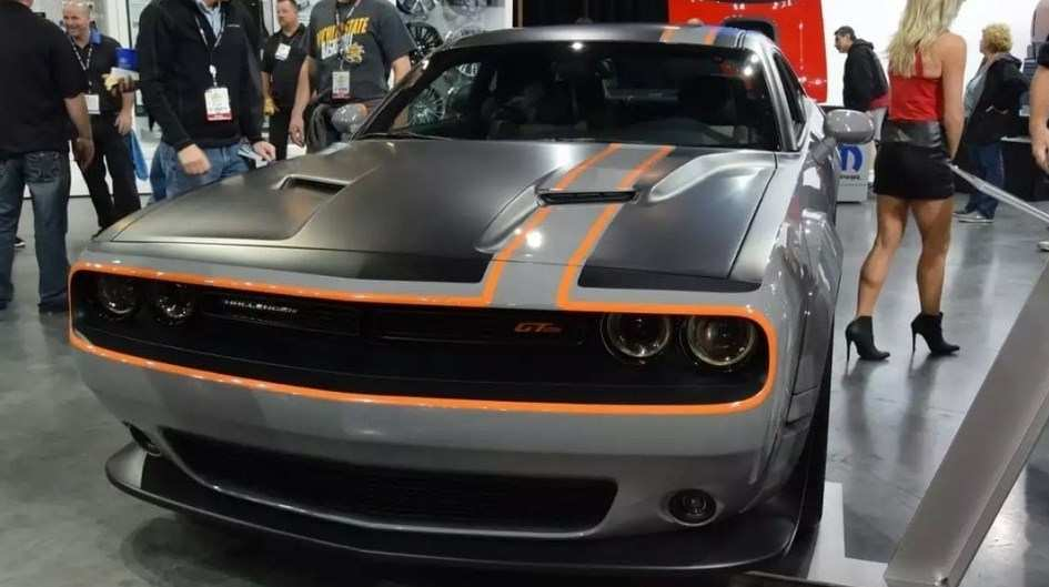 28 The 2019 Dodge Challenger Barracuda Redesign And Concept