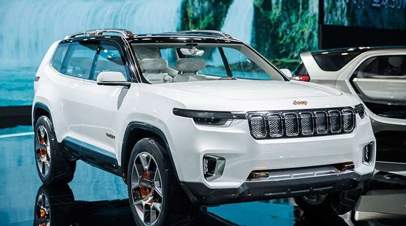 28 The 2019 Jeep Yuntu Release