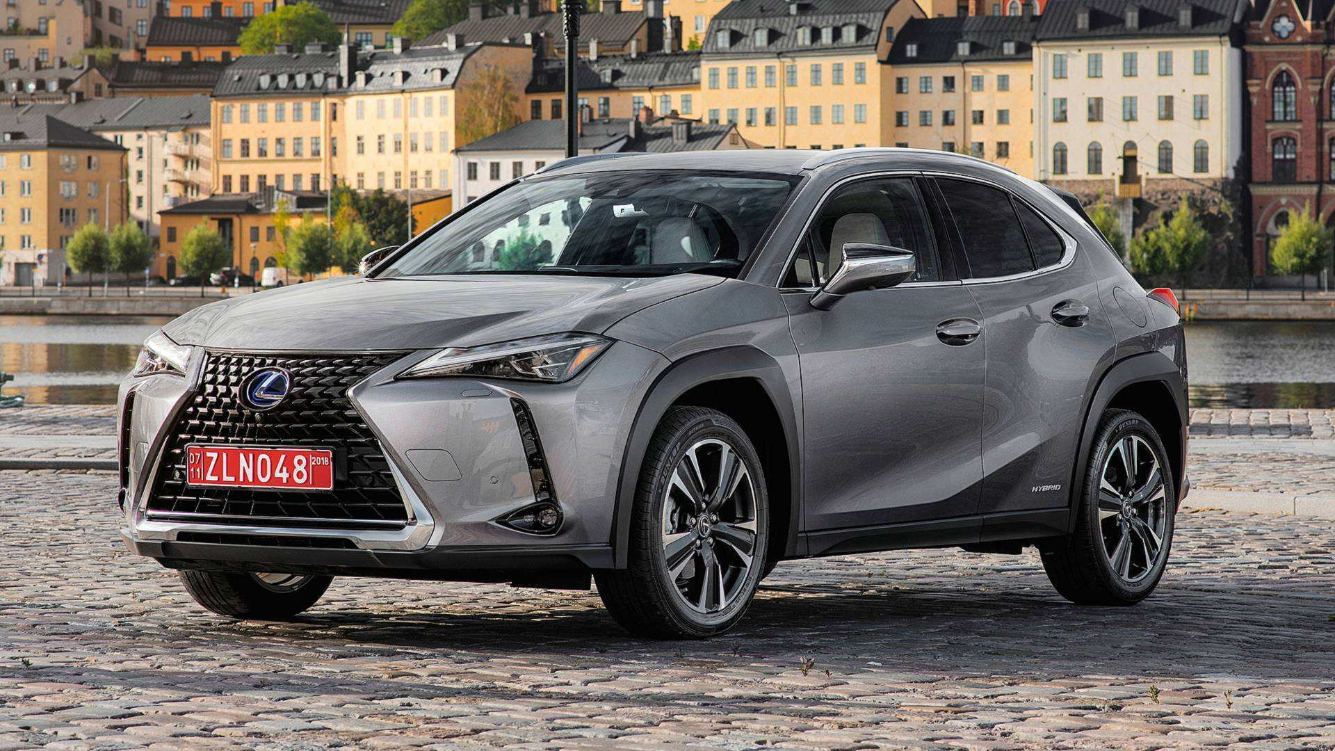 28 The 2019 Lexus Hybrid Configurations