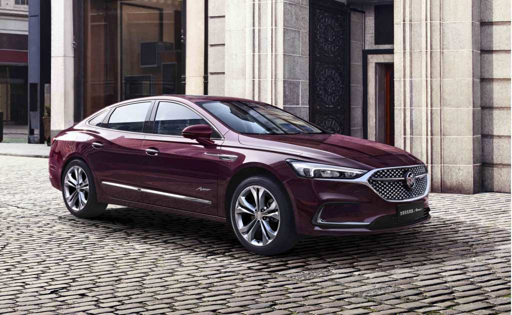 28 The 2020 Buick Enspire New Concept