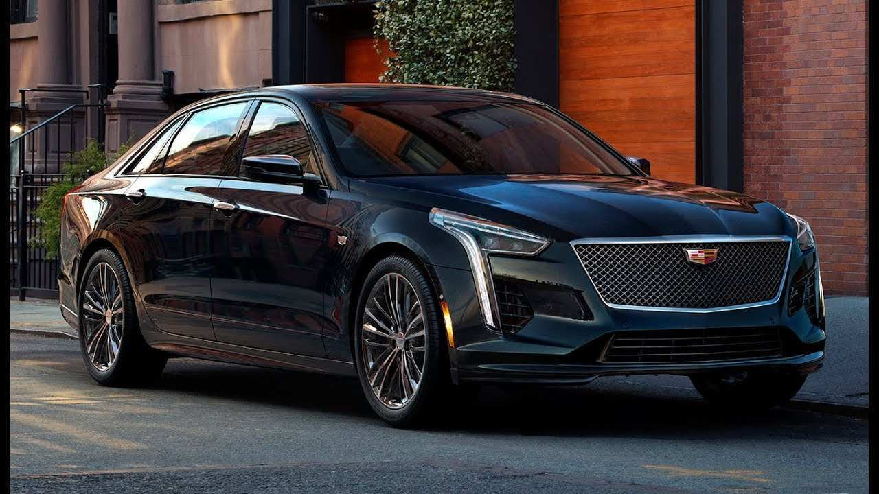 28 The Best 2019 Cadillac Twin Turbo V8 Spy Shoot