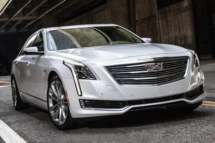 28 The Best 2020 Cadillac Ct6 V8 Configurations