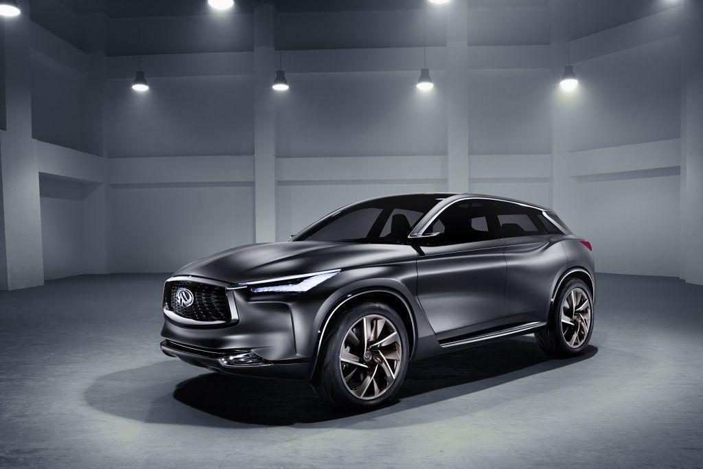 28 The Best 2020 Infiniti Qx50 Sport Model