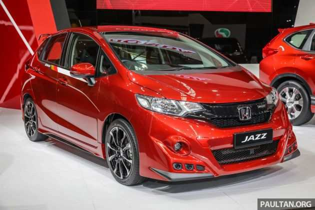 28 The Best Honda Jazz 2019 Model Release Date And Concept