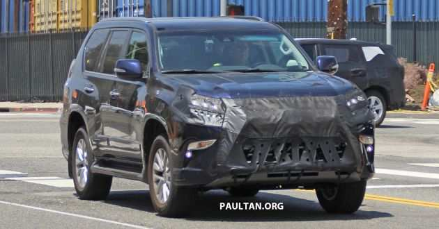 28 The Best Toyota Prado 2020 Spy Shots New Review
