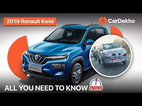 28 The Dacia Kwid 2019 Exterior And Interior