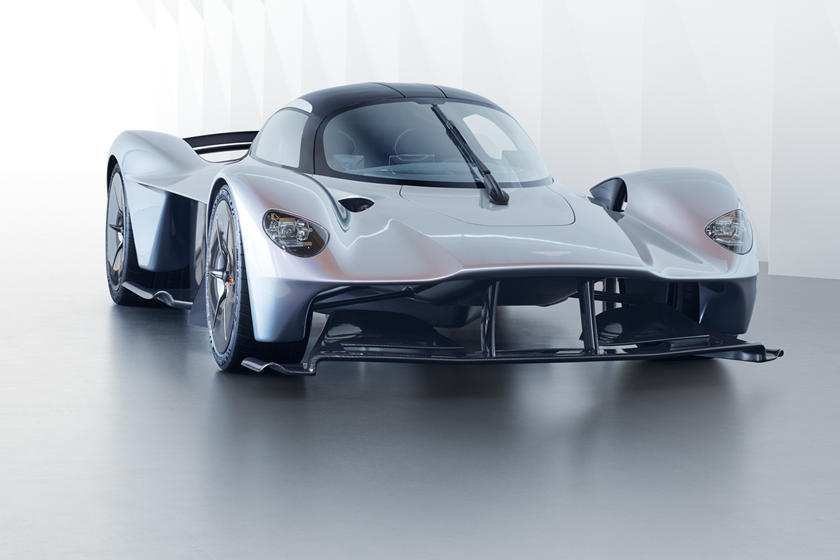 29 A 2019 Aston Martin Valkyrie New Review