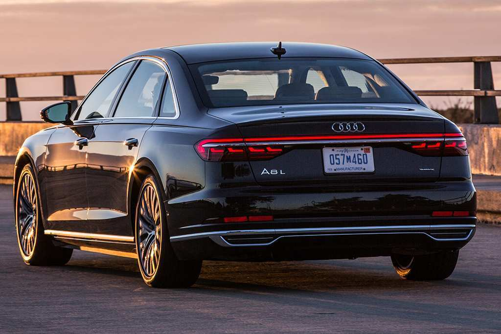 29 A 2019 Audi A8 Features Prices