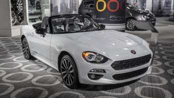 29 A 2019 Fiat 124 Changes Spy Shoot