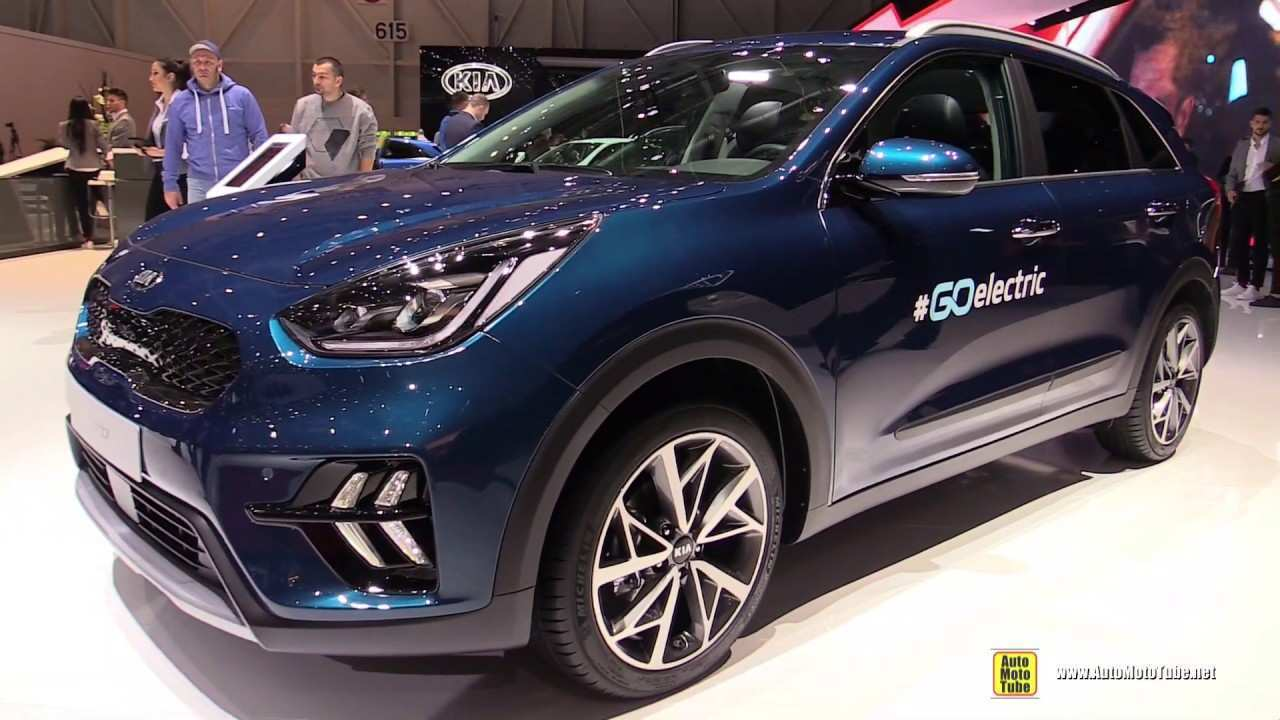 29 A Kia Niro 2020 Spesification