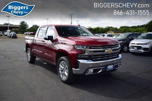29 All New 2019 Chevrolet 1500 Engine